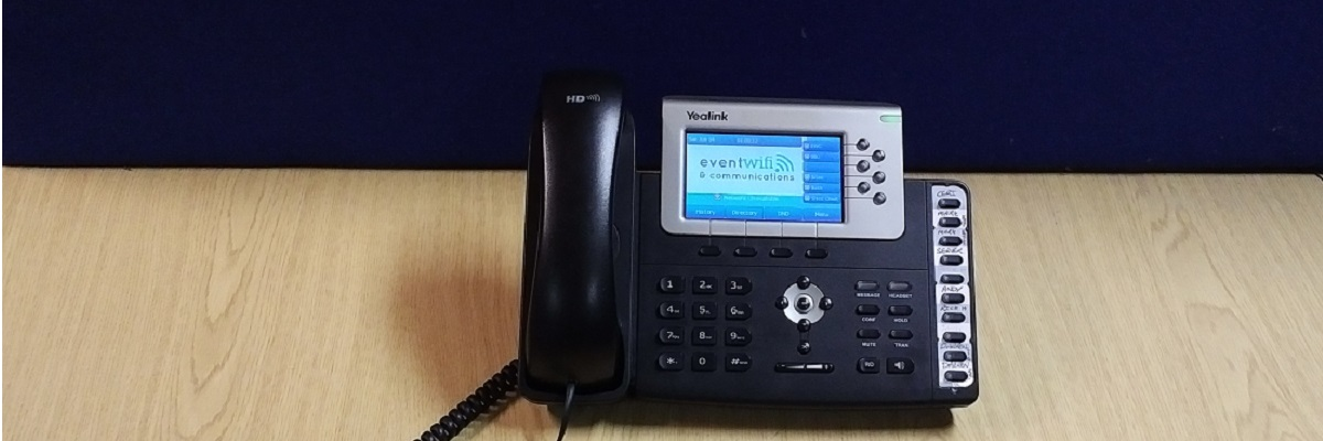 Event VoIP Telephony